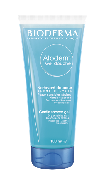 Atoderm gel de dus 100ml
