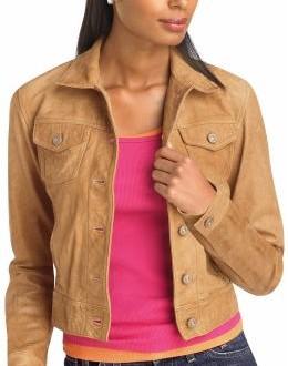 jacheta din piele gap