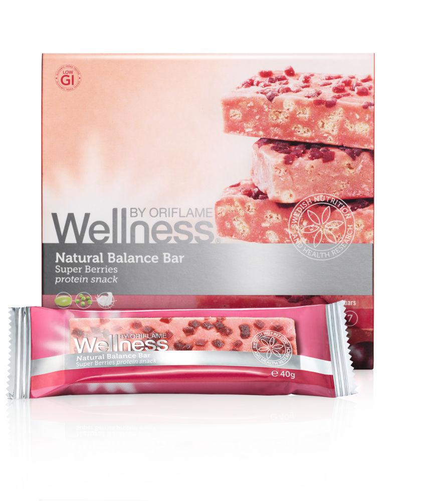 Wellness Batoane Natural Balance 55.00lei cu fructe