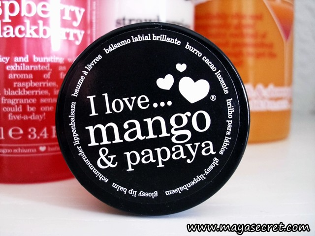 balsam de buze mango