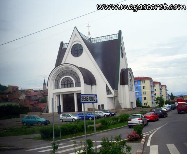 biserica reghin