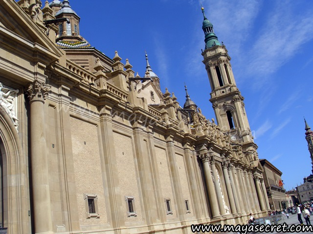 catedrala zaragoza