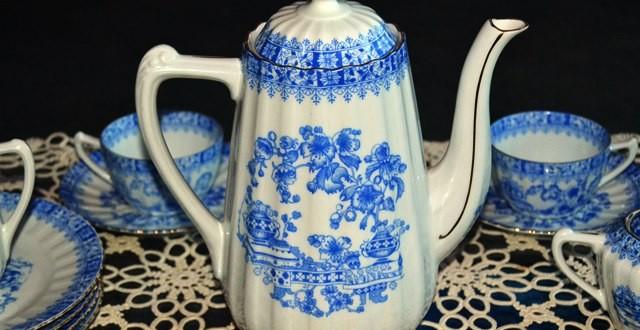 ceainic portelan