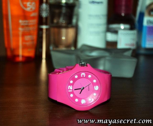 ceas roz de dama