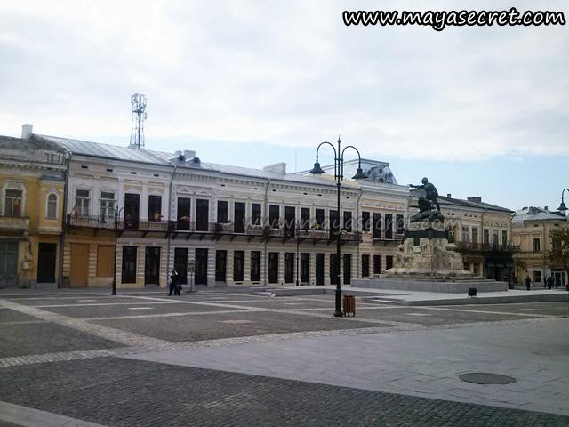 centru vechi botosani