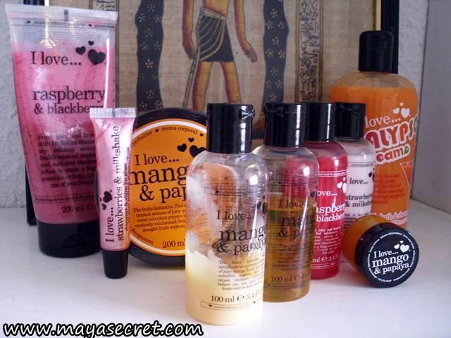 colectie i love cosmetics