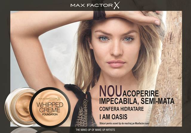fond de ten max factor whipped cream