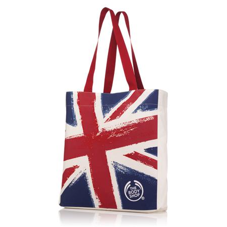 geanta steagul marii britanii