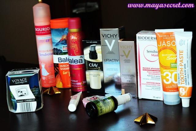 haul cosmetice