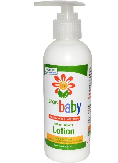 lotiune corp bebelusi