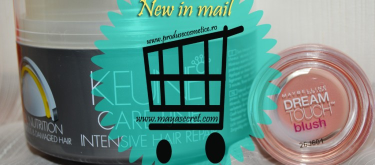 new in mail produse cosmetice