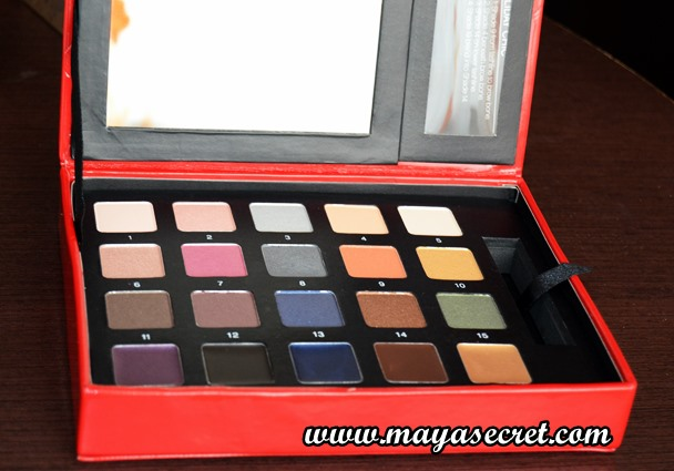 paleta smashbox click you're it