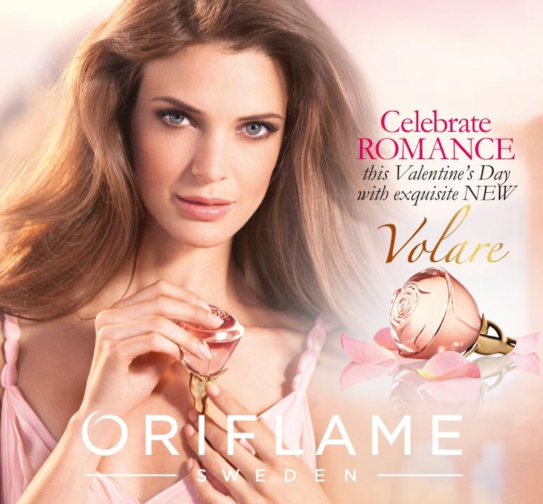 parfum Volare Valentine's Day