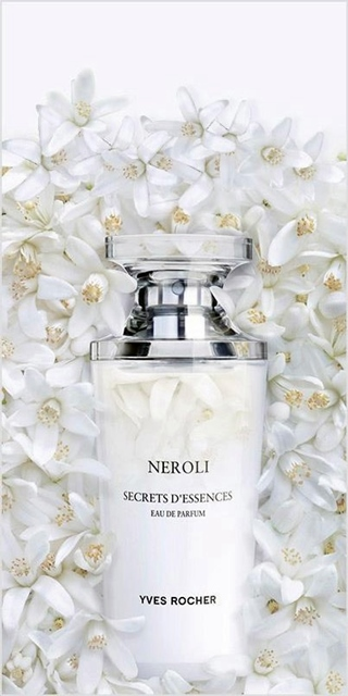 parfum neroli yves rocher