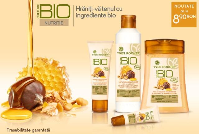 produse de ingrijire bio cu lapte si musli