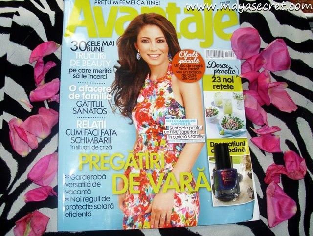 revista avantaje cadou iunie