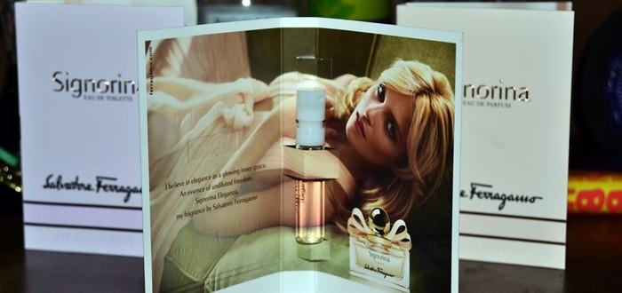 salvatore ferragamo signorina parfum