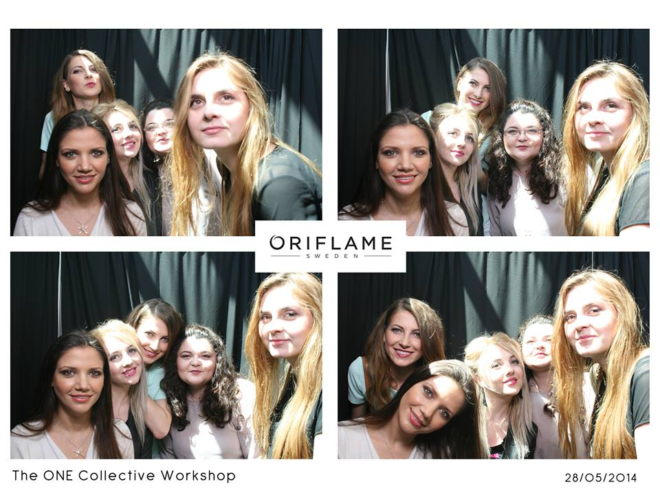 workshop oriflame