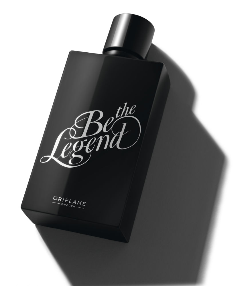 Apă de toaletă Be the Legend, Oriflame 2