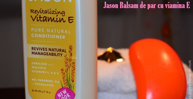 Jason balsam de par vitamina E