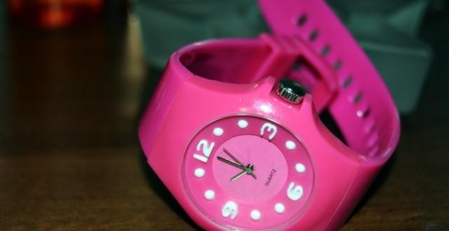 ceas curea roz