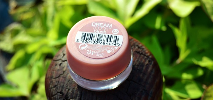dream touch blush maybelline