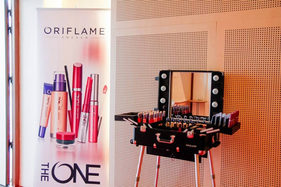 event oriflame the one