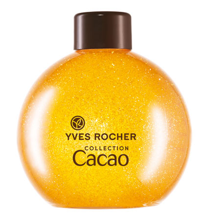 gel dus yves rocher sparkling shower gel