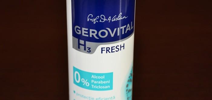 gerovital antiperspirant