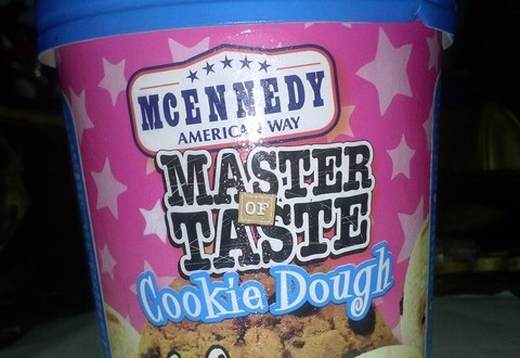 inghetata mcennedy cookie dough