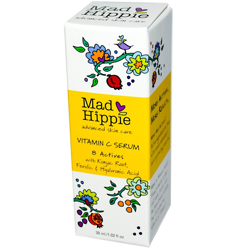 mad hippie vitamina c