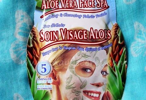 masca de fata cu aloe vera
