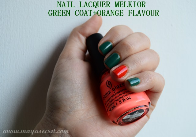 melkior nailpolish swatch