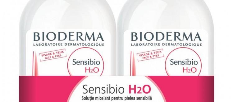 oferta bioderma sensibio h2O