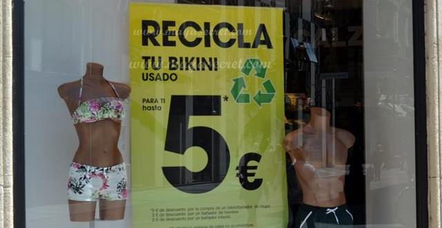 reciclarea bikinilor