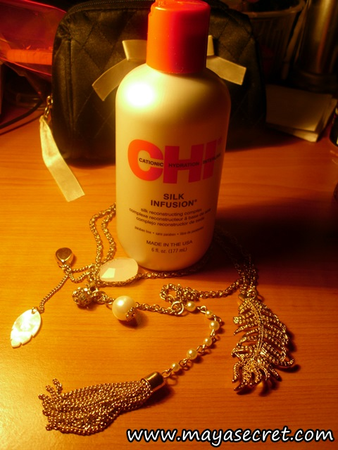 tratament chi silk infusion